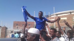 I want to win Champions League with Al Hilal- Abednego Tetteh