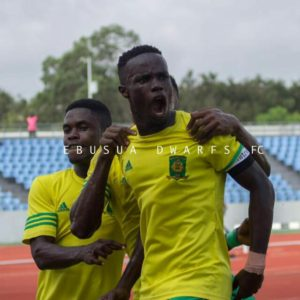 We won't leave Accra without a point against Great Olympics - Nicholas Gyan