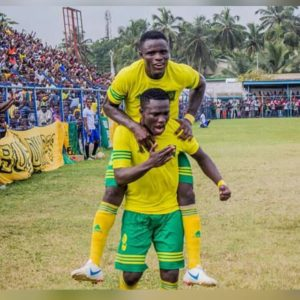 I will score 19 goals to win the golden boot in the Ghana Premier League - Nicholas Gyan
