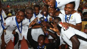 Wining the Under-20 was the greatest moment for me- Andre Ayew