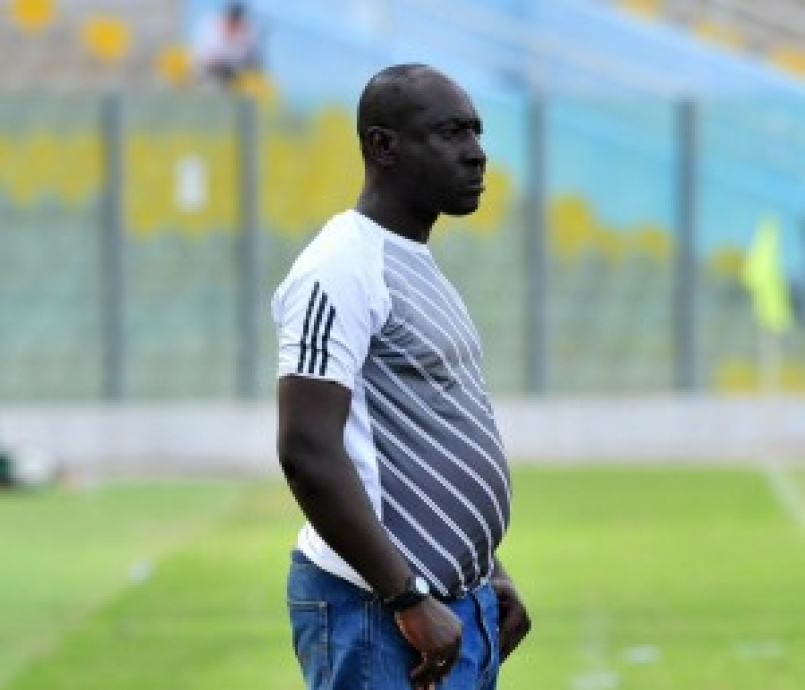 Aduana coach Abubakar wants to stay on top of the league log till end of season