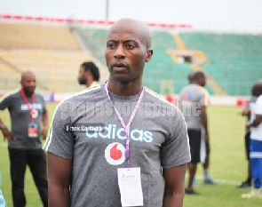 Ibrahim Tanko advises young footballers to join good clubs in Europe