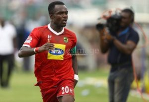 Kotoko Captain Amos Frimpong confident of a win ahead of Inter Allies game