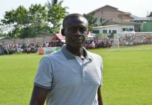 Liberty Coach Michael Osei insists the league should be halted