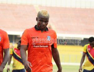 Bechem United striker Ahmed Toure eyes golden boot accolade