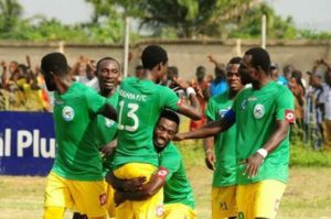 MATCH REPORT: Aduana Stars return to top of the table with victory over Inter Allies