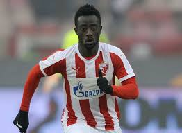 Akwasi Frimpong happy with Red Star Belgrade progress in the UEFA Europa League