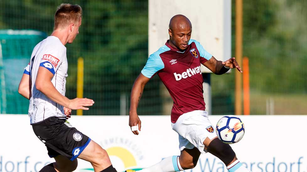West Ham co-owner David Gold frustrated with team's poor start to the EPL season