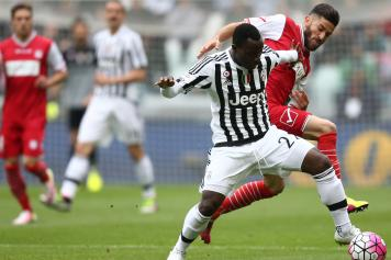 Kwadwo Asamoah expected to seal Galatasaray move today