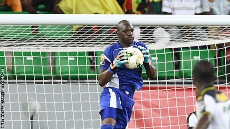Uganda goalkeeper Denis Onyango warns Egypt to expect 'fireworks'