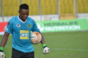 Hearts will not even pick a point on Sunday- Kotoko goalkeeper Ernest Sowah