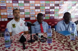 Kotoko players cleared for Hearts clash by medical team