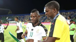 Ghana's CHAN failure puts spotlight on coach Maxwell Konadu