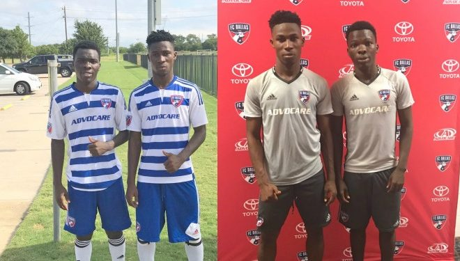 Ghanaian players Emma Paga And Muntari set to join MLS Side FC Dallas