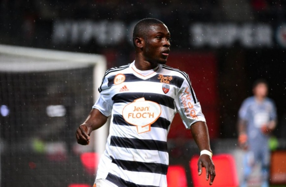 Burnley considering a move for Ghana attacker Majeed Waris
