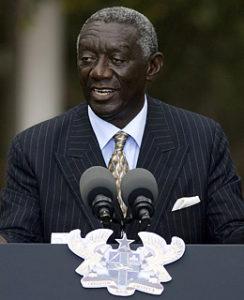 Former Ghana President John Agyekum Kuffour urges calm ahead of Super clash