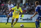 Ghanaian player Patrick Twumasi plays full game in FC Astana heavy defeat to Celtic in Champions Leg