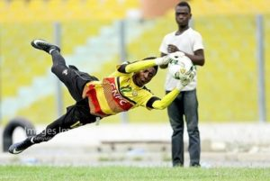 Black Stars B goalkeeper Felix Annan assures Ghanaians of WAFU success