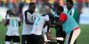 WAFU MATCH REPORT: Host Ghana pip Gambia