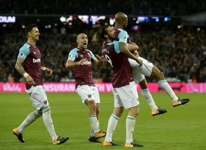 Andre Ayew calls for calm at West Ham after first win of the season over Huddersfield