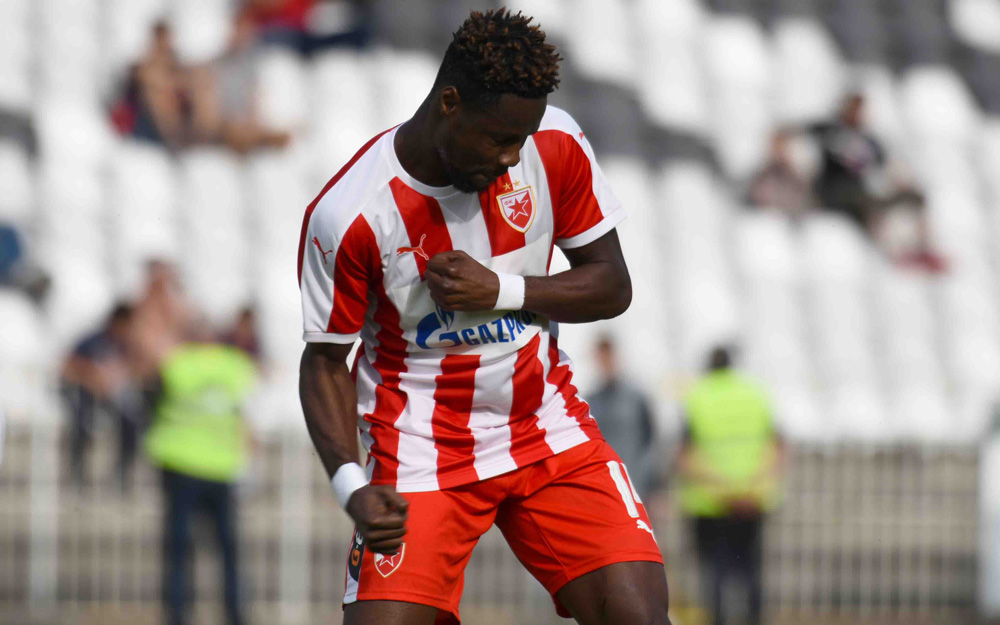 Boakye Yiadom linked with a move to English side Everton