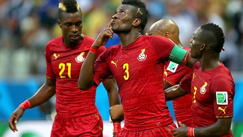 I will only retire from the Black Stars when God says my time is up: Asamoah Gyan