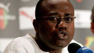 Black Starlets have quality to win World Cup- GFA Prez. Kwesi Nyantakyi