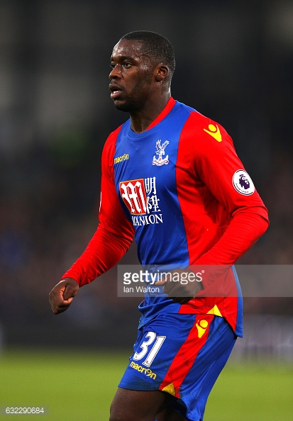 Jeffrey Schlupp shows improved form with Crystal Palace after Kumasi difficulties