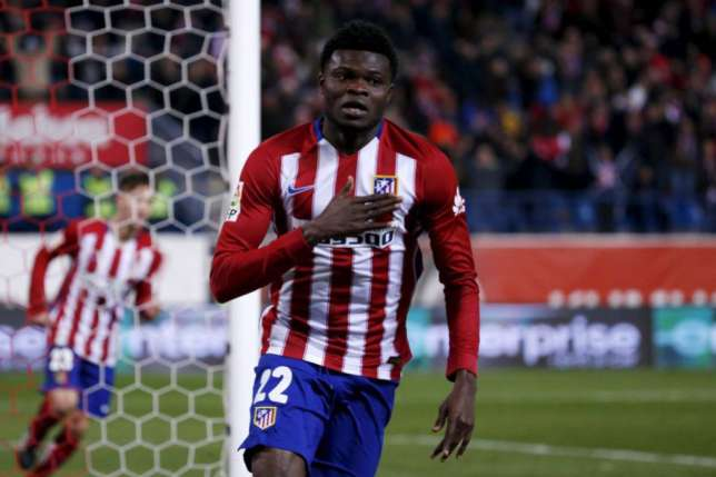 Spanish newspapers hail Thomas Partey for his heroics in big Ghana World Cup qualifying win